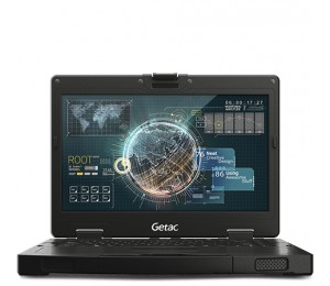Getac S410g2 I5-8250 8gb Ram 256gb Ssd Rs232 Vga Port Webcam 4g Gps Antenna Pass-through Win 10