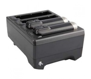 ZEBRA WT6000/RS6000 4SLOT SPARE BATTERY CHARGER SAC-NWTRS-4SCH-01