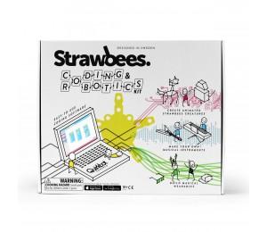 Strawbees Quirkbot Robotic Creatures Sb-058