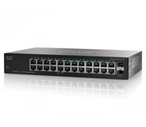 Cisco (sg112-24-au) Sg112-24 Compact 24-port Gigabit Switch Sg112-24-au