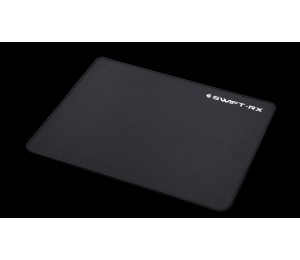COOLER MASTER SWIFT-RX MEDIUM SIZE(SIZE: 32X27X0.3 CM) GAMING MOUSE PAD WITH STITCHING DESIGN