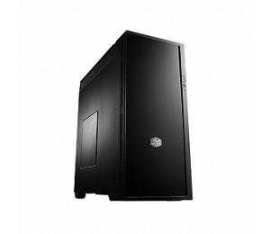 Cooler Master Mid Tower Case: Silencio 652 S W/ O PSU SIL-652-KKN2