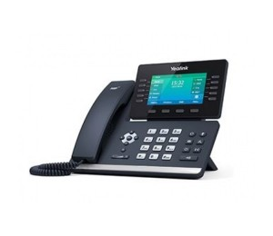 "Yealink Sip-T54S - 16 Line Ip Hd Phone 4.3"" 480 X 272 Colour Screen Hd Voice Dual Gig Ports"