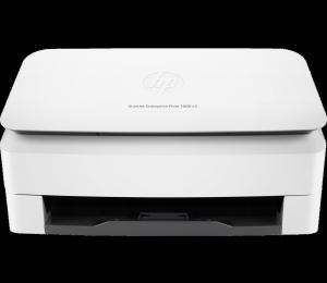 Hp Scanjet Enterprise Flow 7000 S3 Sheet-feed Scanner (l2757a) Sheetfed Up To 600 Dpi 512 Mb Usb 5.4kg L2757a