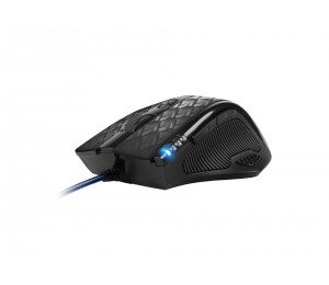 Sharkoon Drakonia (black) 8200 Dpi Avago 9800 Sensor Usb Wired Laser Mouse Sharkoon Drakonia Mouse(black)