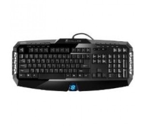 Sharkoon Skiller Usb Wired Gaming Keyboard:3-block Standard Gaming Keyboard, 20 Additional Multimedia 212807