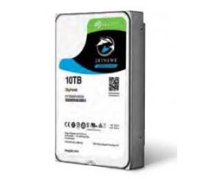 SEAGATE SKYHAWK 10TB SURVEILLANCE 3.5IN 6Gb/ S SATA 64MB, 7200RPM ST10000VX0004