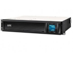 Apc Smart Ups (Sc) 1000Va 230V Lcd 2U Rack With Smart Connect - 2Yr Wty Smc1000I-2Uc