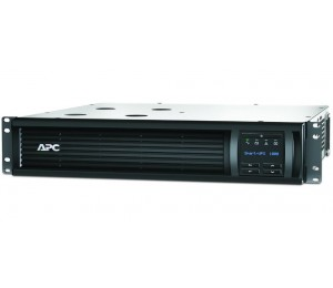 Apc Smart Ups (Smt) 1000Va 230V Lcd Rm 2U With Smart Connect - 3Yr Wty Smt1000Rmi2Uc