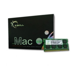 G.skill 8gb (8gb X 1) Ddr3-1333 Pc3 10600/ 10666 Only For Macbook Pro 2011/ Imac Fa-1333c9s-8gsq