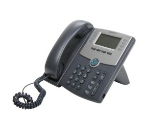 CISCO (SPA508G) 8 Line IP Phone with Display PoE and PC SPA508G