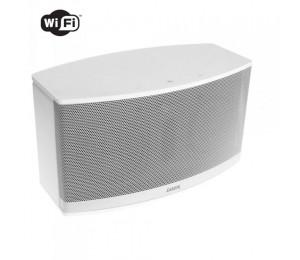 Laser Wi-fi Multi Room Speaker Q10 White Spk-wfq10-wht
