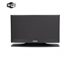 Laser Wi-fi Multi Room Speaker Q50 Black Spk-wfq50-blk
