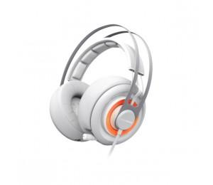Steelseries White Siberia Elite Usb Headset Ss-51151