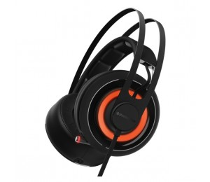 Steelseries Black Siberia 650 Rgb Usb & 3.5mm Headset Ss-51193