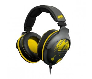 Steelseries Black & Yellow 9h Natus Vincere (navi) Edition Usb Headset Ss-61103