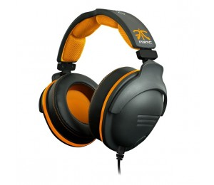 Steelseries Black & Orange 9h Fnatic Edition Usb Headset Ss-61104