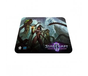 Steelseries Qck Starcraft Ii Heart Of The Swarm Kerrigan Edition Mouse Pad Ss-67266