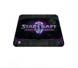 Steelseries Qck Starcraft Ii Heart Of The Swarm Logo Edition Mouse Pad Ss-67267
