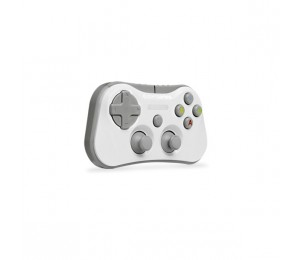 Steelseries White Stratus Wireless Gamepad For Apple Ios7+ Devices Ss-69017