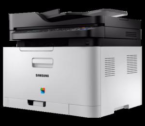 Samsung Xpress Sl-c480fw Color Laser Multifunction Printer (sl-c480fw/ Xsa) Ss256z