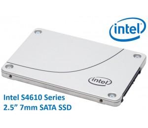 Intel Ssd Dc S4610 Series 240Gb 2.5In Sata 6Gb/S 3D2 Tlc Single Pack Ssdsc2Kg240G801