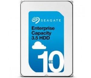 """SEAGATE ENTERPRISE CAPACITY 512E INTERNAL 3.5"""" SATA DRIVE, 10TB, 6Gb/s, 7200RPM, 5YR WTY"""