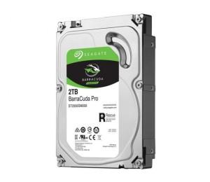 SEAGATE BARRACUDA PRO 2TB DESKTOP HD 3.5IN SATA3 6GB/S 7200RPM 128MCACHE ST2000DM009