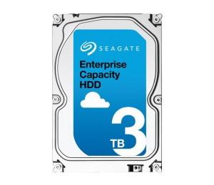 """SEAGATE ENTERPRISE CAPACITY 512N INTERNAL 3.5"""" SATA DRIVE, 3TB, 6Gb/s 7200RPM, 5YR WTY ST3000NM0005"""