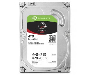 """Seagate 4TB IronWolf NAS 5900 RPM 64MB Cache SATA 6.0Gb/ s 3.5"""" HDD (ST4000VN008) ST4000VN008"""