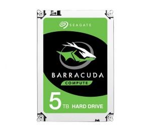 "SEAGATE BARRACUDA INTERNAL 2.5"" SATA DRIVE 5TB 6Gb/ s 5400RPM 2YR WTY ST5000LM000"