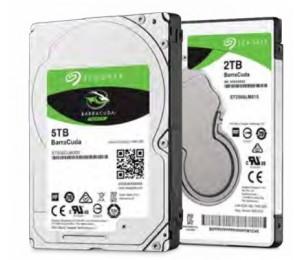 "SEAGATE BARRACUDA INTERNAL 2.5"" SATA DRIVE 500GB 6Gb/ s 5400RPM 2YR WTY ST500LM030"