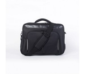 "Access Clam Shell Carrycase For Up To 14"" Nb Black Nylon 210d Water Resistant Stc-paclam-14"