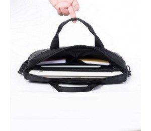 "Access Top Laader Carrycase For Up To 16"" Nb Black Nylon 210d Water Resistant Stc-petopeva-15"