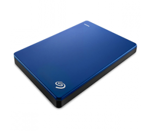 "Seagate Portable 2.5"" Drive: 1tb Backup Plus Usb3.0 Slim Royal Blue Stdr1000302"
