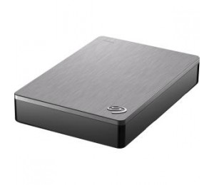 """Seagate Backup Plus Portable 2.5"""" 4TB Silver STDR4000301"""