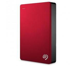 "SEAGATE BACKUP PLUS PORTABLE 2.5"" 5TB EXTERNAL USB3.0 HARD DRIVE (RED), 3YR STDR5000303"