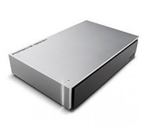 "LACIE PORSCHE DESIGN DESKTOP 3.5"" 4TB USB3.0 FOR MAC 2YR STEW4000400"