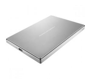 SEAGATE 1TB PORSCHE DESIGN USB-C PORTABLE DRIVE [SILVER] STFD1000400