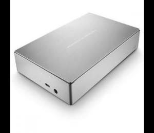 LACIE Porsche Desktop 8 TB 3.5 IN USB C USB-C & C to A cable incl STFE8000401