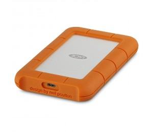 Lacie 2tb Rugged Usb-c Portable Drive Stfr2000800