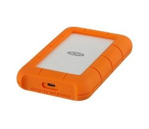 "Lacie Rugged Usb-c Mobile Drive 2.5"" 4tb Usb 3.1 Type C 3600rpm Stfr4000800"