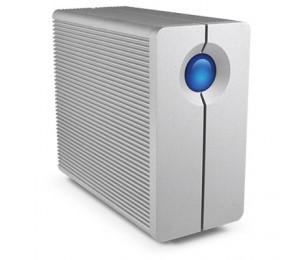 LACIE 2BIG QUADRA 12TB RAID0(2x6TB 7200RPM) USB3.0 FW800 3YR STGL12000400