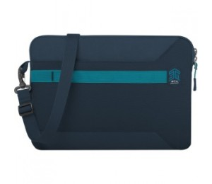 "Stm Blazer Sleeve Fits Up To 15"" Notebook 2018 - Dark Navy Stm-114-191P-02"
