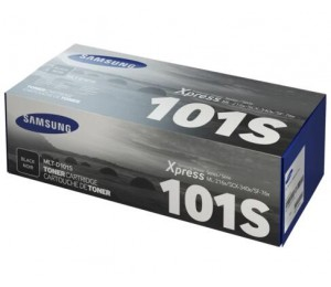 Samsung Mlt-d101s Black Toner Cartridge Su698a