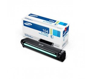 Samsung Mlt-d104s Black Toner Cartridge Su748a