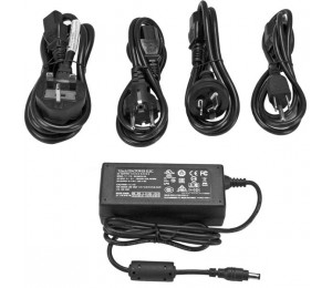 STARTECH Replacement 12V DC Power Adapter - 12 volts 5 amps - Replace your lost or failed power