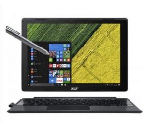 Acer Switch 5 (sw512-52p-76g5) Win 10 Pro/ Core I7-7500u/ 8g/ 512gb/ Active Pen/ 12""