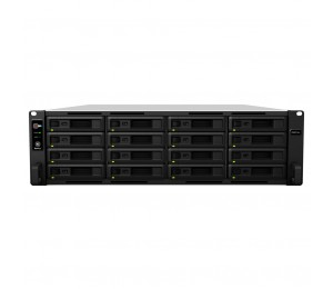 Synology RS4017xs+ RackStation 16-Bay Scalable NAS ( RAIL KIT optional ) with Redundant Power. RS4017xs+