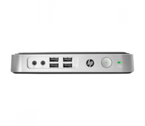 Hp T310 G2 512mb 32mb 1x Dp 1x Dvi-i (2 Monitor Support) Ethernet Zero Client 3yr 2ez54aa